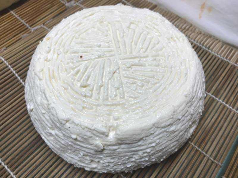Finishing & Aging Cheese